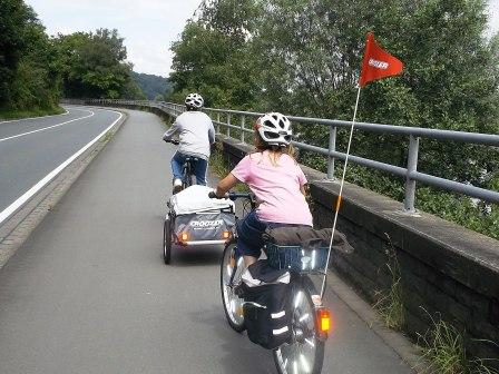 Radwandern planen