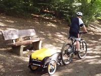 Mit dem Mountainbike durch´s Zillertal