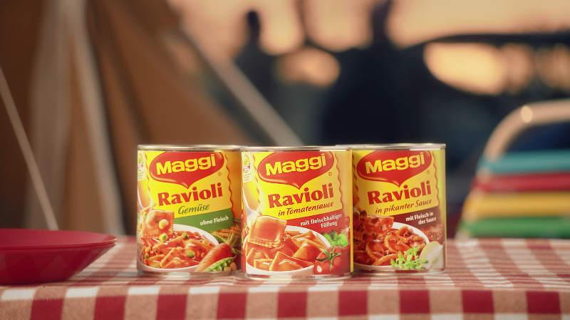 Maggi Ravioli - ruckzuck zubereitet & lecker