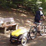 Mountainbike Fahrradtour durch das Zillertal