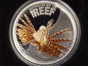 Münzserie der Australien Perth Mint