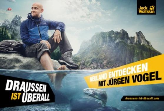 Draussen ist überall - mit Jürgen Vogel