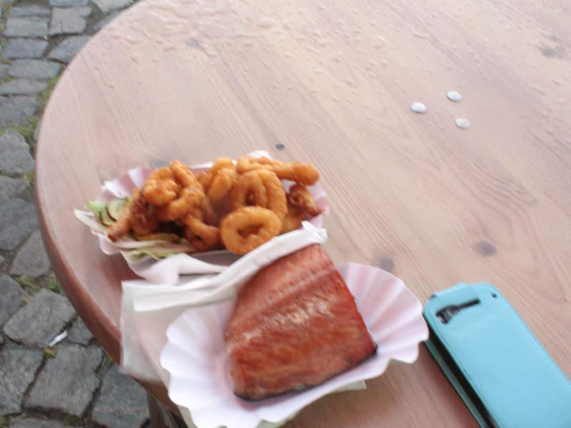 Fish & Chips Nordmole Stralsund